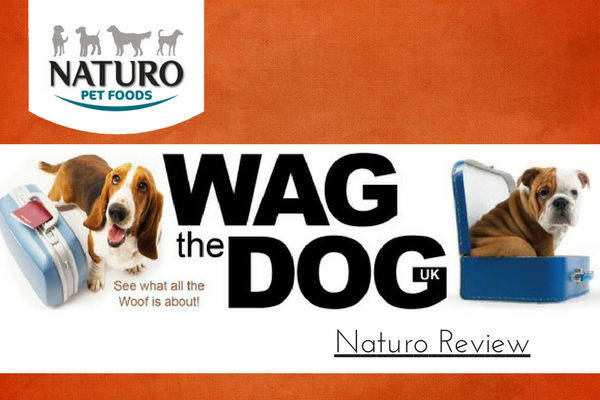 Wag The Dogs Natural Food Challenge