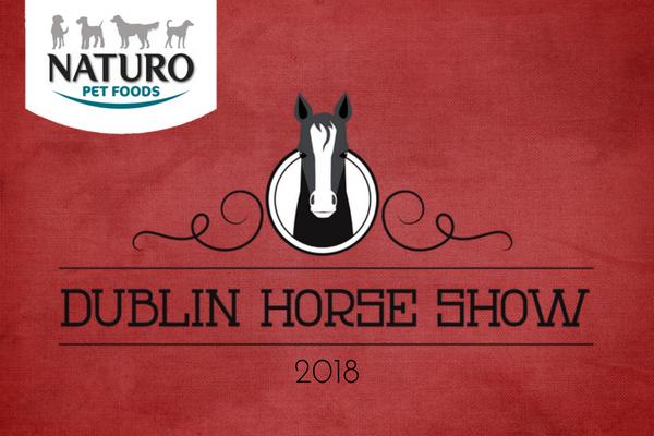 Naturo attends Dublin Horse Show 2018