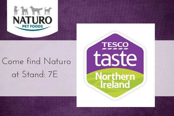 Naturo are on route to Tesco Taste 2018