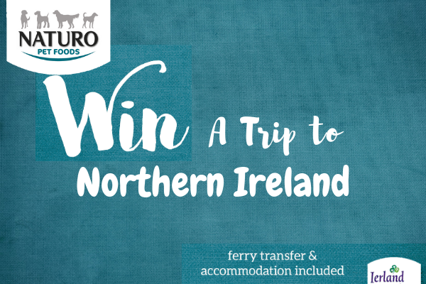 WIN a trip to Northern Ireland with Naturo!