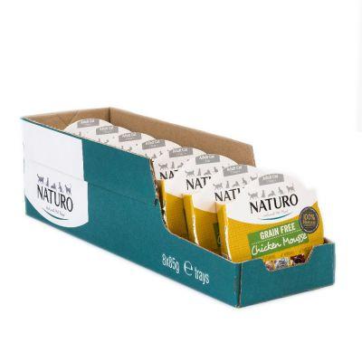 Adult Cat Grain Free Chicken Mousse 85g x 8
