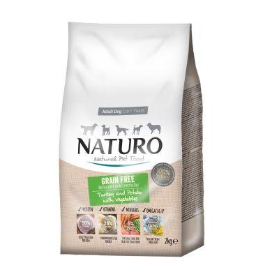 Adult Dog Grain Free Turkey with Potato & Vegetables 2kg