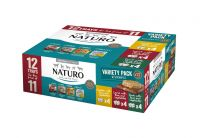 Adult Dog with Rice Variety Pack Trays 400g x 12